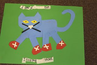 Mrs Jump's class: Throwback Thursday.... Colorful Cats and Chicka Chicka Boom Boom!