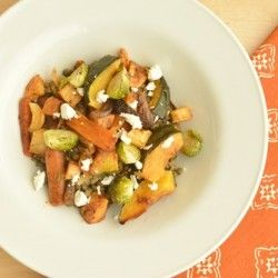 Fall Lentils with Roasted Veggies | Eat | Pinterest