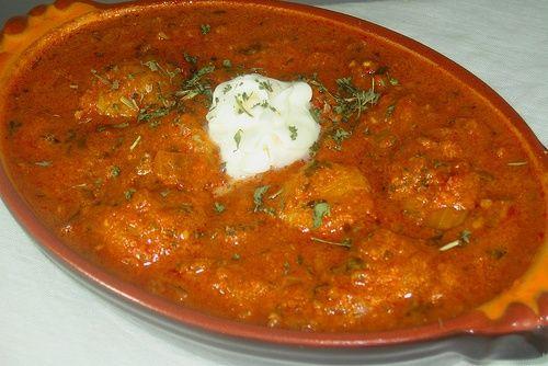 Dum Aloo | Recipes: Vegetarian Indian, Thai, and Asian-ish | Pinterest