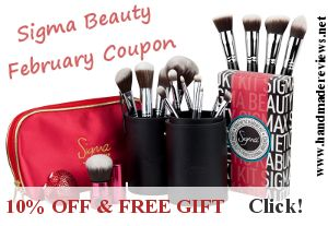 Sigma brushes coupon code