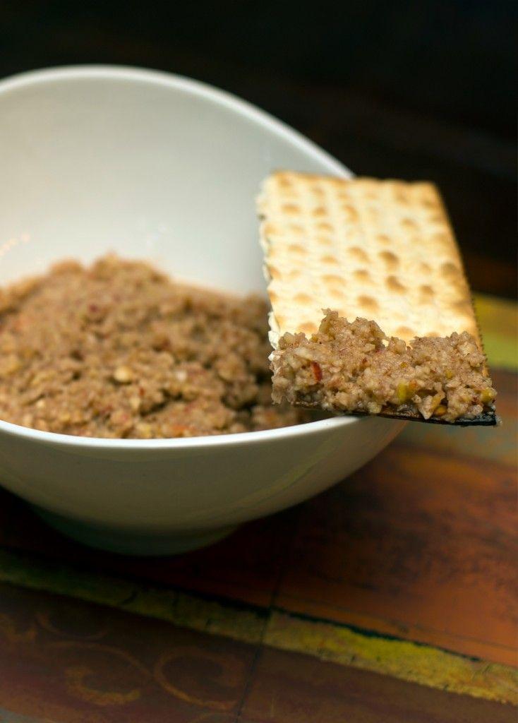 Traditional Apple-Walnut Charoset Recipes — Dishmaps