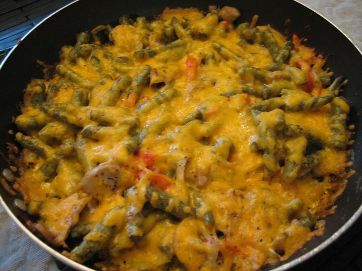 Triple Cheddar Green Bean Casserole Recipes — Dishmaps