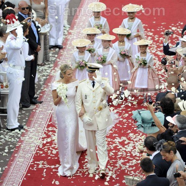 The Monaco Royal Wedding
