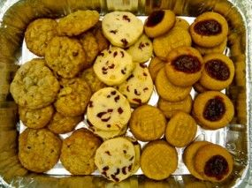 Cranberry and Apricot Noels | Time Out for Teachers | Pinterest