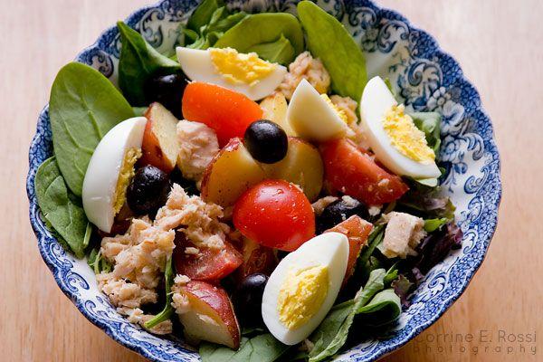Nicoise Salad   Salads   Pinterest
