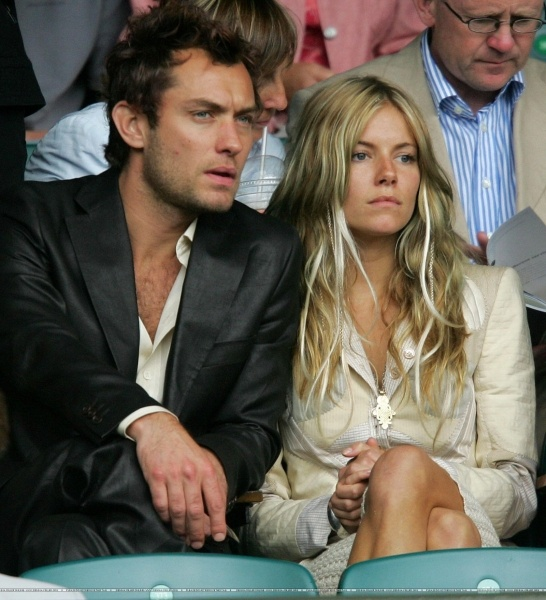 Jude Law & Sienna Miller | LOVE