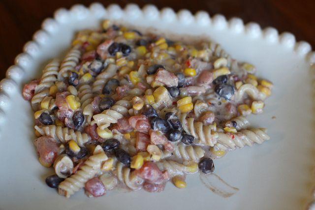 Meatless Monday: Southwest Pasta Skillet