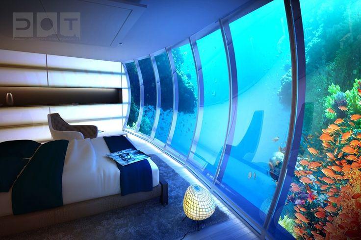 Aquarium Bedroom Bedroom Beauty Pinterest