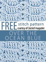 Child's Popcorn-Stitch Pullover - Free Crochet Pattern