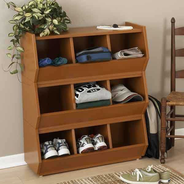 Stack 'n' Store Bins Woodworking Plan | Daddy/ Hubby To Do List ...