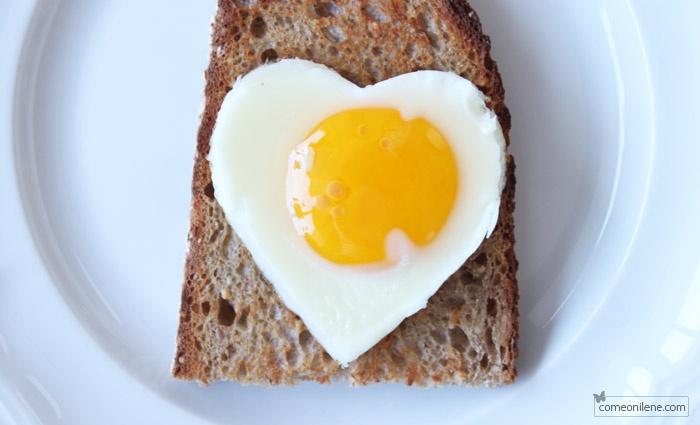 valentine heart basket