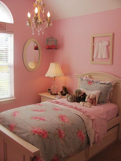 shabby chic big girl room girls bedroom pinterest