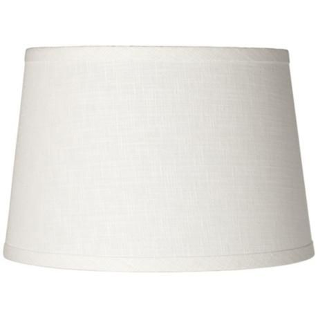 some cheap lampshades lamps plus white linen drum lamp shade. Black Bedroom Furniture Sets. Home Design Ideas