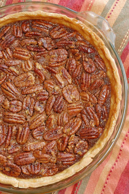 Classic Southern Pecan Pie Recipe — Dishmaps