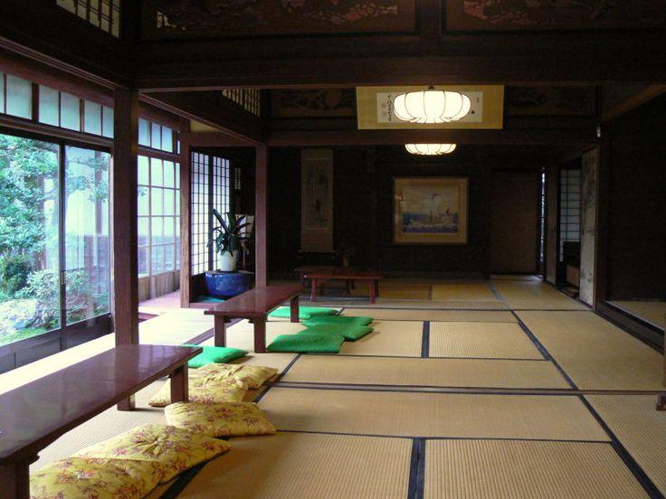 Japanese tatami room a r c h i t e c t u r e pinterest for Asian houses photos