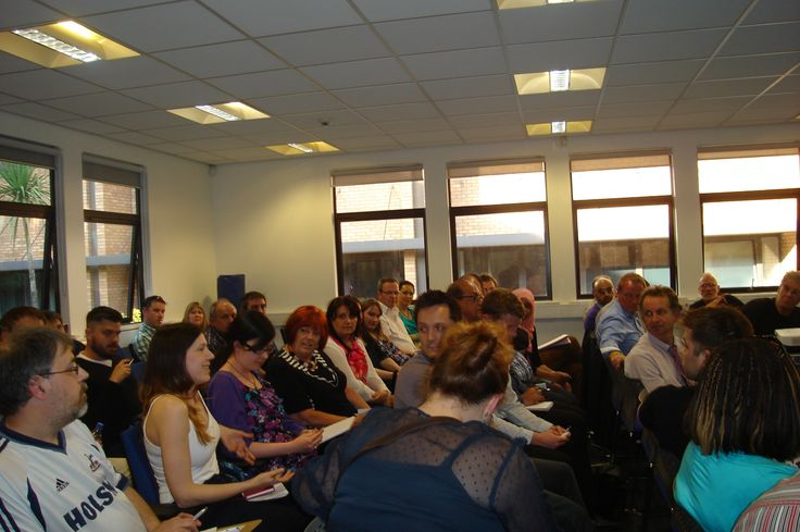 It is a Full House at Online Seller Wales Cardiff