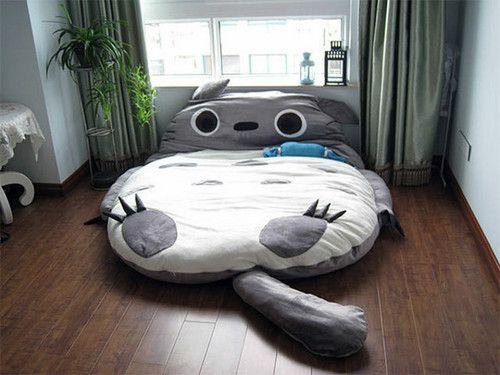 Totoro Design Big sofa 3.1x1.8m Totoro Bed Totoro Double ...