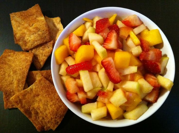 Fresh Fruit Salsa | Fruit Sensation | Pinterest