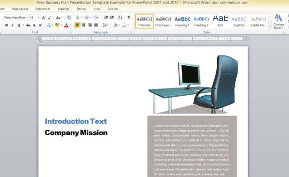 microsoft word report templates .