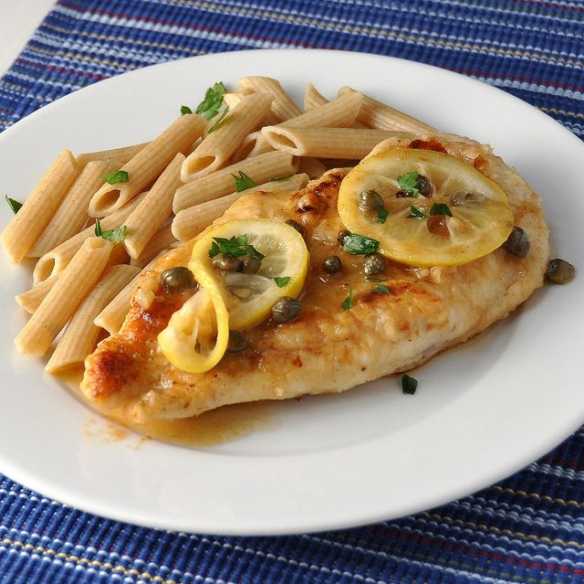 Chicken Piccata | Dinner Ideas | Pinterest