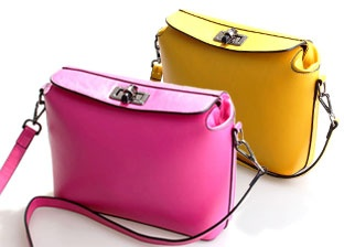 Brand Name Belle and Bloom Handbags sales event at Modnique.com