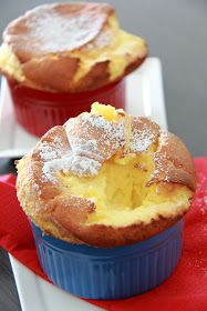 Little Accidents in the Kitchen }: Grand Marnier Souffle
