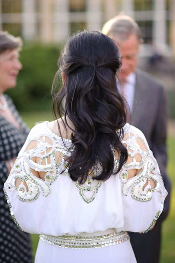 Love the dress and the hair
