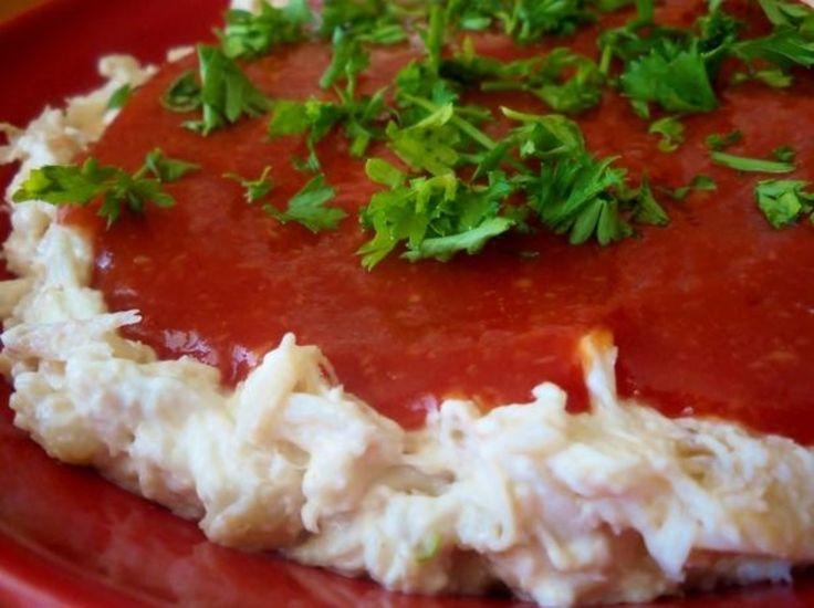 The BEST crab dip I've ever had! | Food | Pinterest