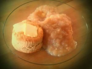 Apple Pie Applesauce | Good Eats | Pinterest