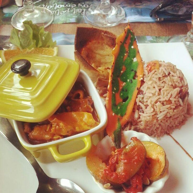 Fresh and spicy!! | Cuisine créole | Pinterest