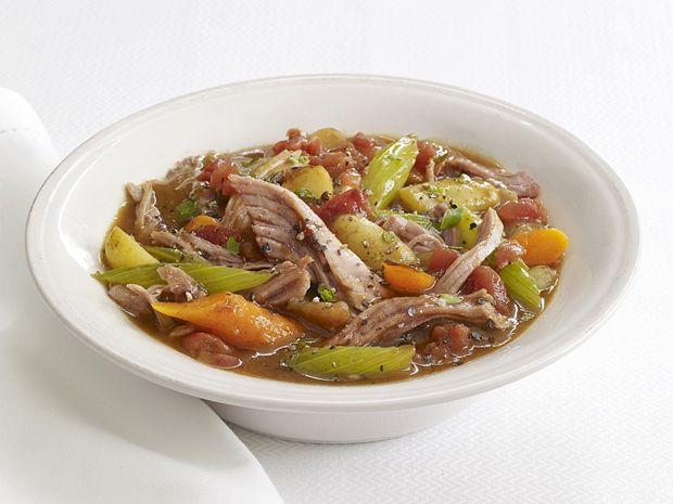 Slow-Cooker Pork Stew