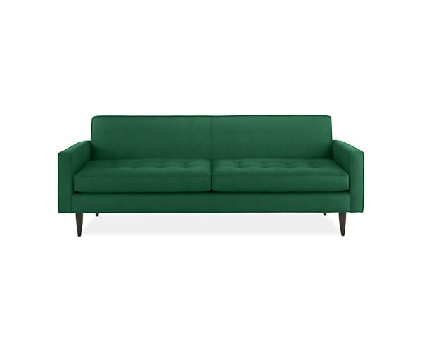 Emerald Green Sofa Yes Please Home Pinterest