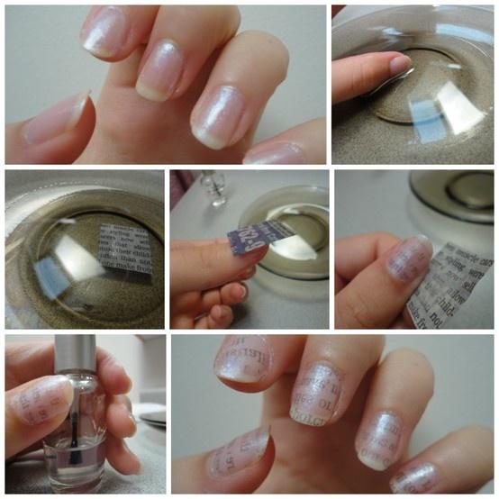 Как сделать лак для ногтей для детей