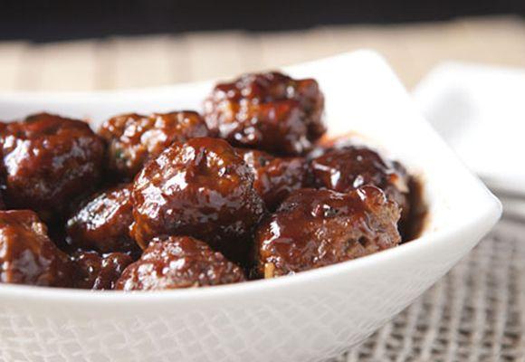 Chipotle Meatballs Recipe — Dishmaps