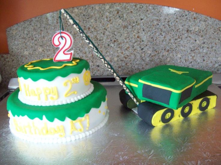Birthday Cake Ideas For Little Boy : Little boys birthday cake. Cake ideas for my son Pinterest