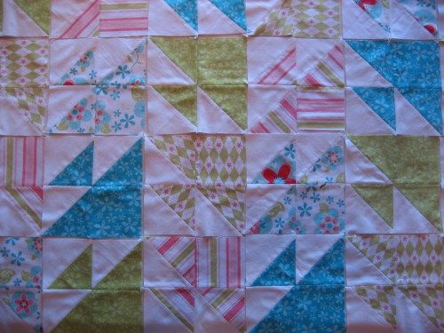 Kissing Fish Baby Quilt Quilts Pinterest