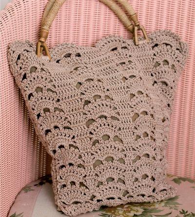 Crochet Bag tips Crochet + Knit Home Pinterest