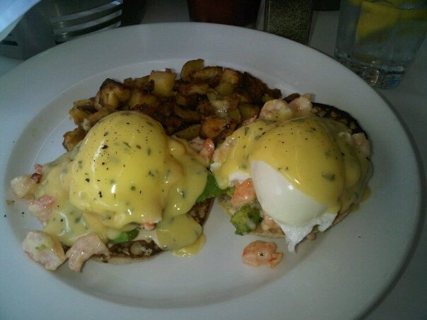 shrimp and lobster eggs benedict | Recipes | Pinterest