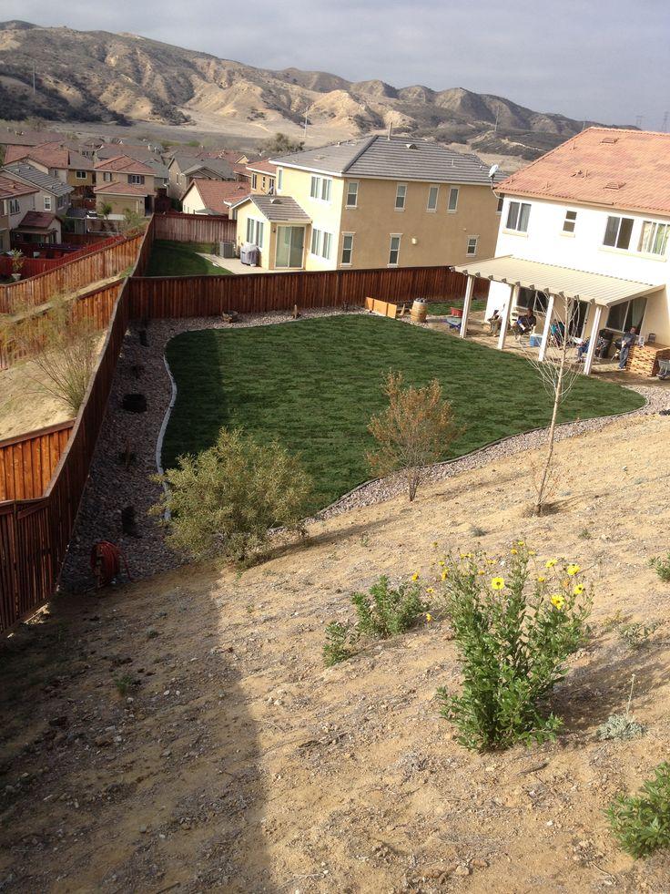 Best Backyard View : Western backyard top view  Yard ish  Pinterest