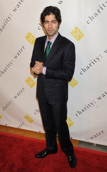 Celebs at the 5th Annual Charity: Water Ball