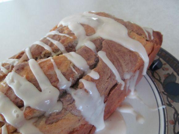 Gluten-free Cinnamon Bread | gluten free | Pinterest