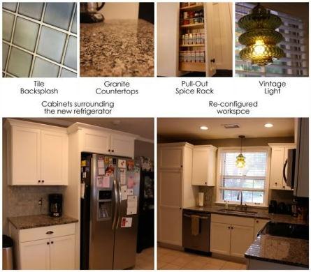 Empty wall idea kitchen ideas pinterest for Blank kitchen wall ideas