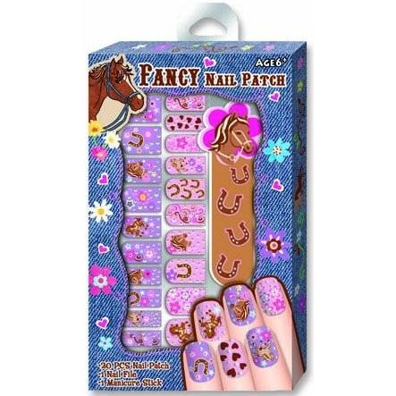 fancy nail games girls