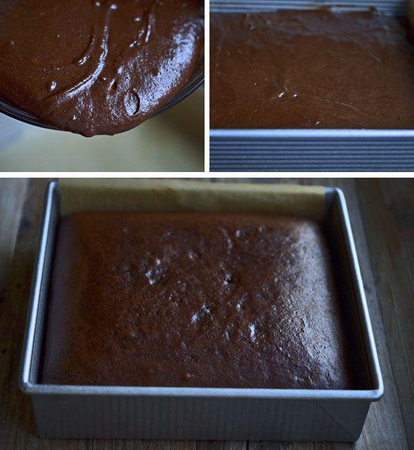 Gluten-Free Chocolate Gingerbread Cake | Food & Drink | Pinterest