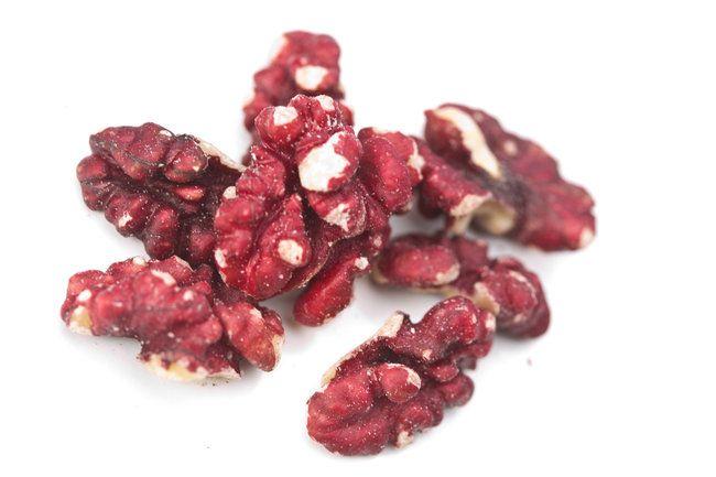 Red Walnuts