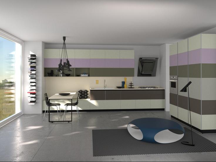 Scavolini Kitchens Tetrix Kitchens Pinterest