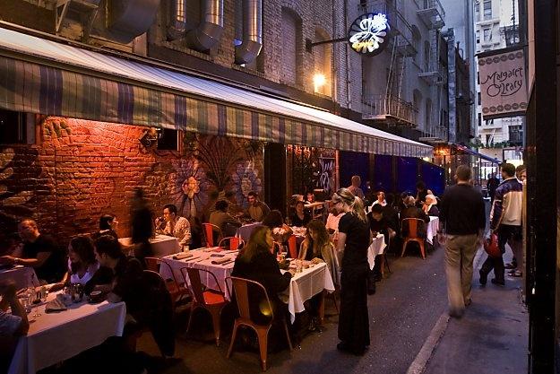 Gitane restaurant in san francisco possibly the most for Romantic restaurants in california