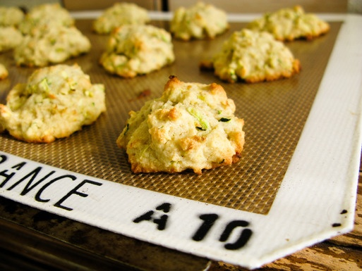Zucchini-Lemon Cookies | Recipe