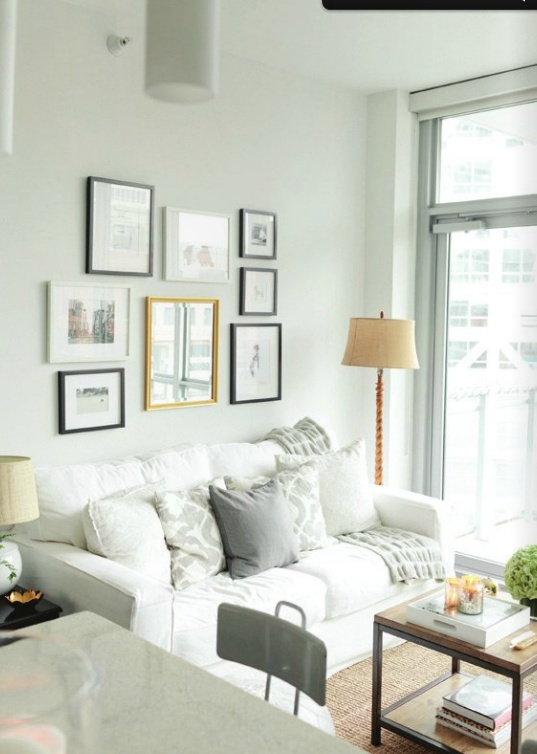 Graywhitenatural living room other house ideas pinterest