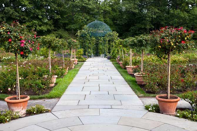 Bronx Botanical Gardens Ny Gardens Pinterest